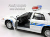 Ford Crown Victoria Police Interceptor 1/42 Scale Diecast Model