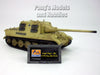 Panzerjager - Jagdtiger H - Hunting Tiger Tank 1/72 Scale Plastic Model by Easy Model