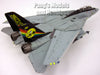 Grumman F-14 Tomcat - VF-31 Tomcatters - 1/72 Scale diecast metal  model by JC Wings