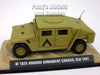M1025 Humvee (HMMWV) Armament Carrier Truck 1/43 Scale Diecast Metal Model by Atlas