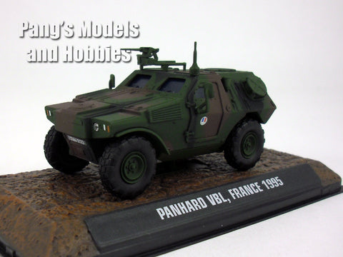 Renault - Panhard VBL Light Armored Vehicle 1/43 Scale Diecast Metal Model by Atlas