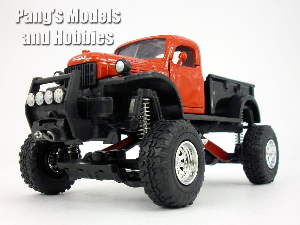 Dodge Power Wagon Xtreme Off Road 1/32 Scale Diecast Metal Model by NewRay