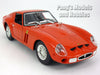 Ferrari 250 GTO - 1962 - 1964 1/24 Scale Diecast Model by Bburago