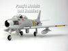 North American F-86 (F-86E) Sabre 25th FIS/51st FIW - Westcott and Gabreski - USAF - 1/72 Scale Diecast Metal Model by Hobby Master