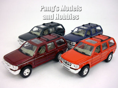 4.75 Inch Ford Explorer Scale Diecast Model by Welly