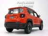 Jeep Renegade 2017 1/24 Scale Diecast Metal Model by Maisto