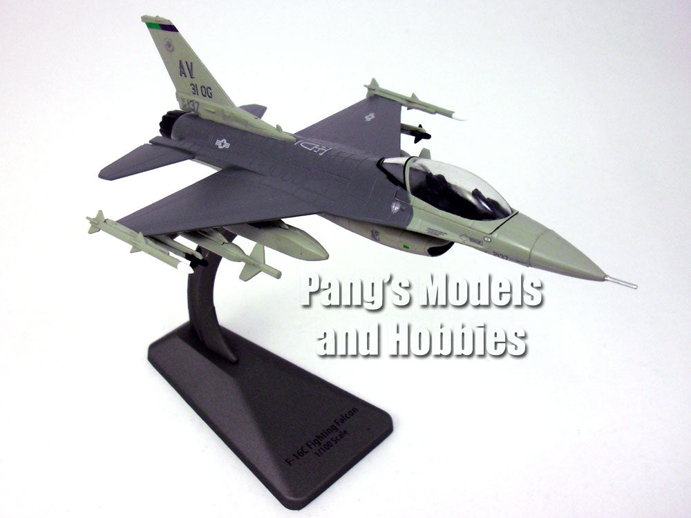 Lockheed F-16 Fighting Falcon / Viper - 1/100 Scale Diecast Mode by Air Force 1