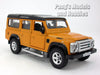 5 inch Land Rover Defender Station Wagon Scale Diecast Metal Model by Unifortune