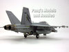 Boeing F/A-18F (F-18) Super Hornet - Royal Australian Air Force - 1/72 Scale Diecast Model by Hobby Master