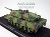 Leopard 2A5 German Main Battle Tank  1/72 Scale Diecast Metal Model by Altaya