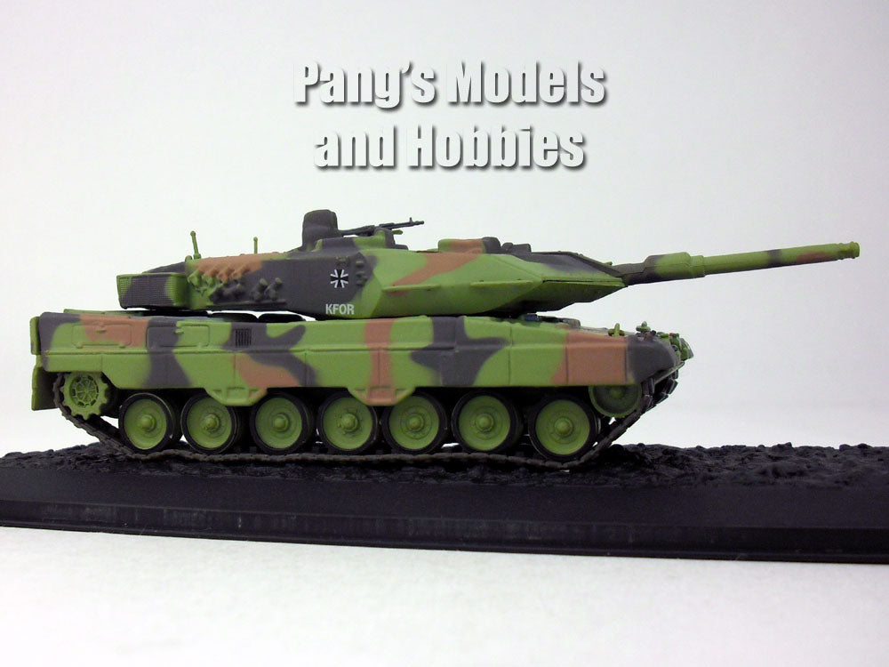 1//72 German Leopard 2A7PRO Main Battle Tank Desert Camo Metal Plastic Model