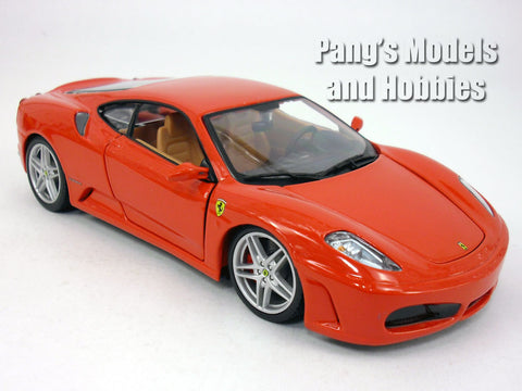 Ferrari F430 (F-430) 1/24 Scale Diecast Model by Bburago