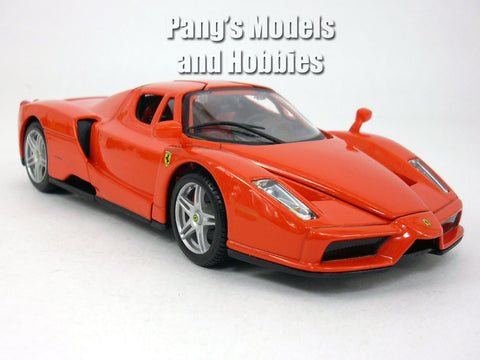 Ferrari Enzo 1/24 Scale Diecast Model by Bburago