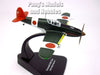 Kawasaki Ki-61 Tony (Toni) Hien Japanese Fighter - 244th Flight Regiment 1/72 Scale Diecast Metal Model by Oxford