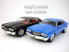 Chevrolet Chevelle (1970) SS 1/24 Scale Diecast Model by Jada