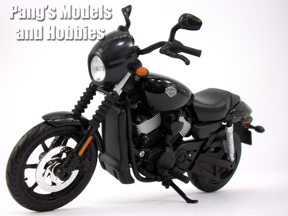 Harley - Davidson 2015 - Street 750 1/12 Scale Diecast Metal Model by Maisto