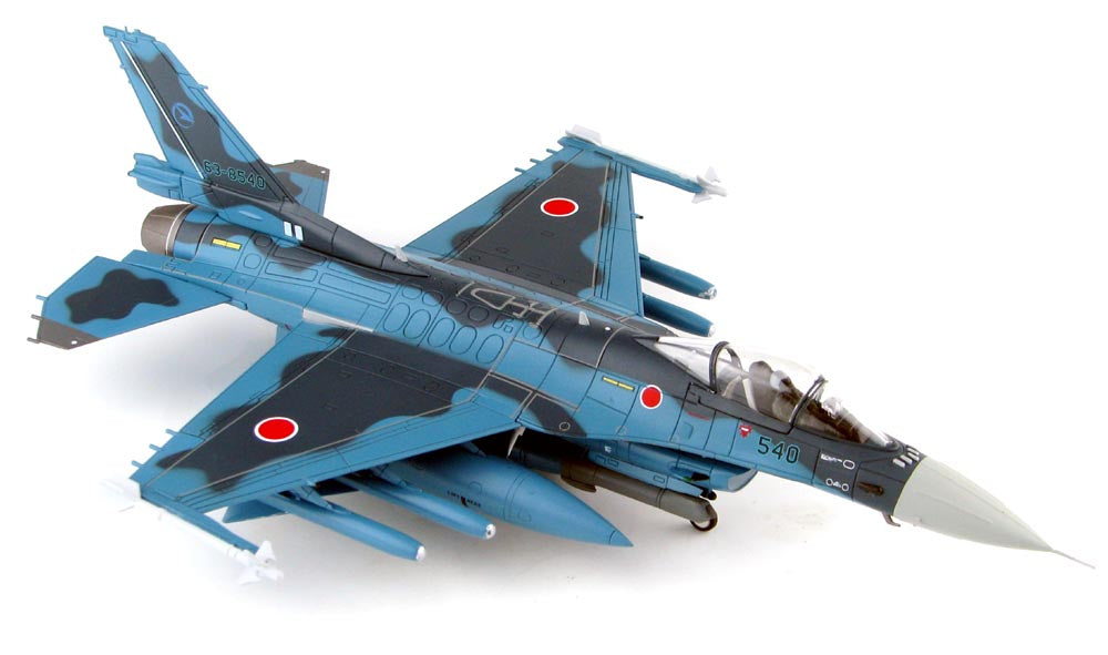 F-2 F-2A Japan Air Self-Defense Force (JASDF) Fighter 1/72 Scale Diecast Model by Hobby Master