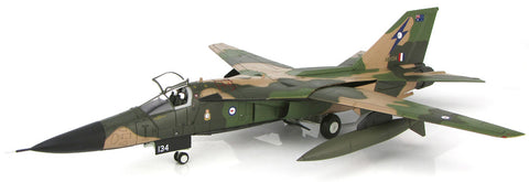 General Dynamics RF-111C (F-111) Aardvark - RAAF 1/72 Scale Diecast Metal Airplane by Hobby Master