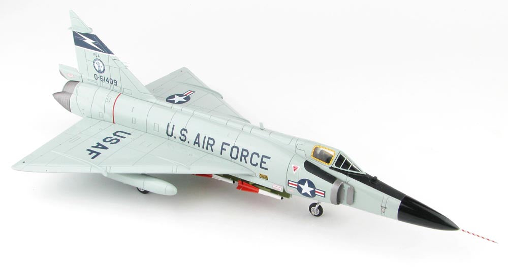 Convair F-102A Delta Dagger Florida ANG 1960s 1/72 Scale Diecast Model by Hobby Master