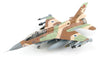 Lockheed F-16 (F-16C) Fighting Falcon - Israel - Israeli Air Force - 1/72 Scale Diecast Model by Hobby Master