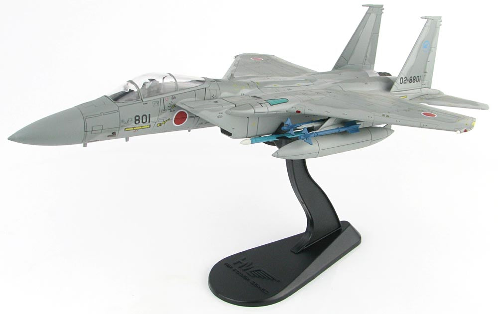 Mitsubishi F-15J (F-15) Eagle Japan 1/72 Scale Diecast Metal Model by Hobby Master