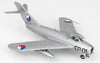 Mikoyan MiG-17 Fresco Czechoslovak AF - 1/72 Scale Diecast Metal Model by Hobby Master
