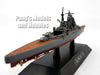 Japanese Cruiser Chokai 1/1100 Scale Diecast Metal Model Ship by Eaglemoss