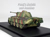 Panther Tank Panzerkampfwagen V - Fall Camo - -1/72 Scale Model by Panzerkampf