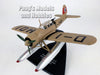 Arado Ar-196 German Kriegsmarine Seaplane D-IHQI 1939 1/72 Scale Diecast Metal Model by Oxford