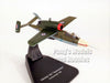 Heinkel He-162 Volksjäger - Salamander - RAF 1/72 Scale Diecast Metal Model by Oxford