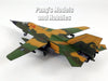 General Dynamics F-111 Aardvark - USAF - 1/144 Scale Diecast Metal Model by Atlas