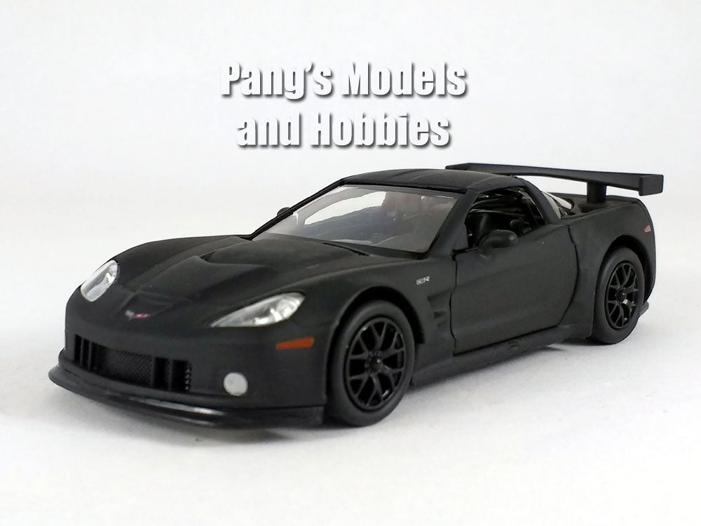 5 inch 2010 Chevy Corvette C6-R Scale Diecast Metal Model by Unifortune