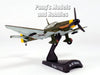 Junkers Ju-87 Stuka German Dive Bomber 1/110 Scale Diecast Metal Model by Daron