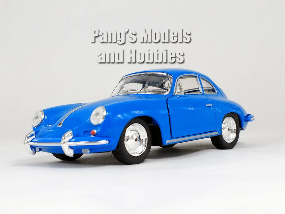 Porsche 356B - 356 Carrera 2 - 1/32 Scale Diecast Model by Kinsmart