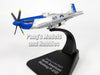 "North American P-51 Mustang ""Miss Helen"" 1/72 Scale Diecast Metal Model by Oxford"
