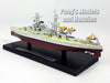 USS Pennsylvania (BB-38) Battleship 1/1250 Scale Diecast Metal Model by Atlas