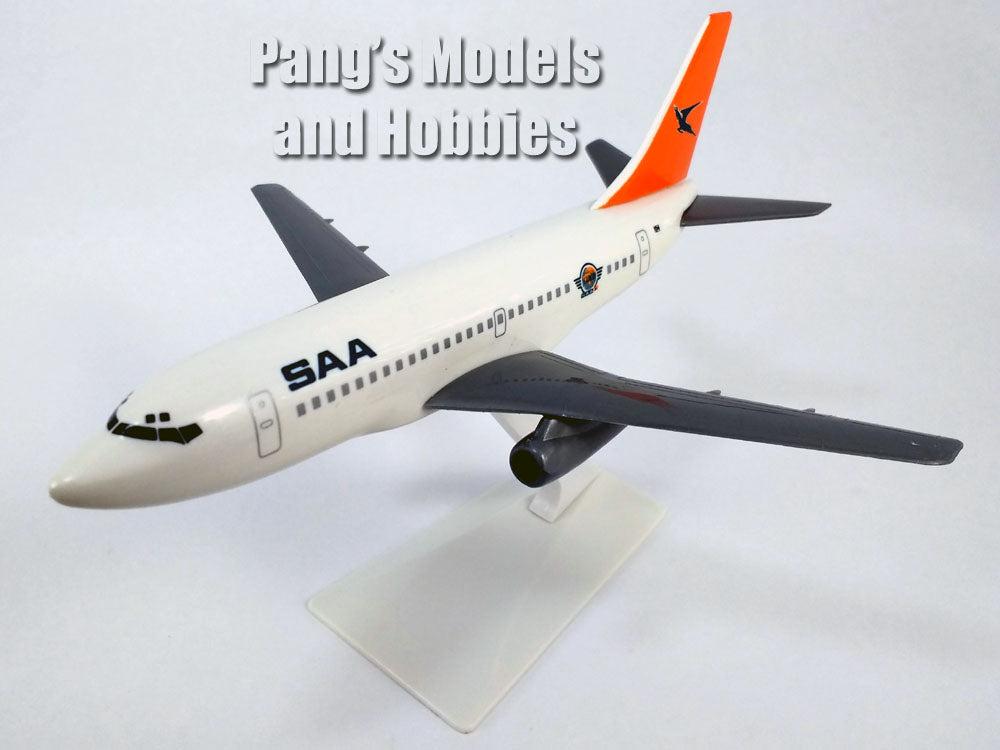 Boeing 737-200 (737) Cargo South African Airways 1/180 Scale Model Airplane by Flight Miniatures