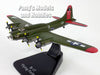 B-17 Flying Fortress 533rd BS, 381st BG, 8th AF - 1/144 Scale Diecast Metal Model by Atlas