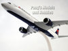 Airbus A350-900 (A350) Delta Airlines 1/200 Scale Model Airplane by Flight Miniatures