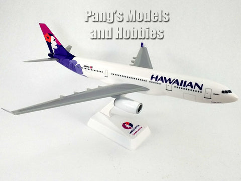 A330-300 (A330) Hawaiian Airlines 1/200 by Flight Miniatures