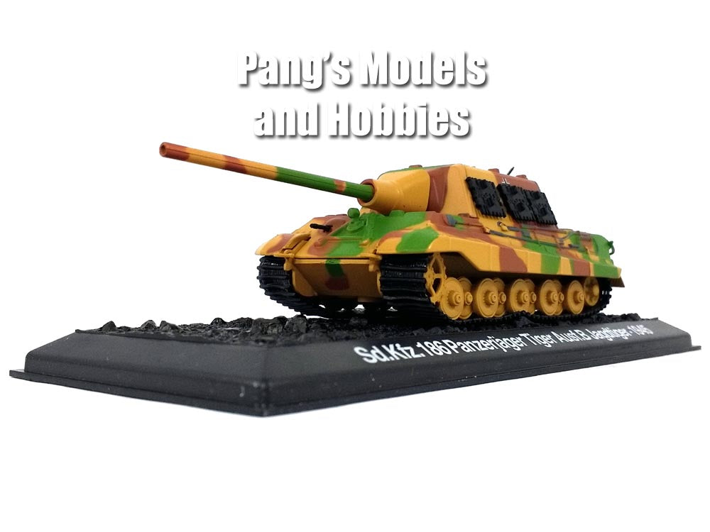 Panzerjager - Jagdtiger - Hunting Tiger Tank Destroyer 1/72 Scale Diecast Model by Arsenal