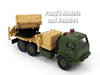 Iron Dome Air Defense System Set of 3 Vehicles - IDF - 1/72 Scale Model by Panzerkampf
