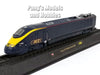British Rail Class 373 White Rose Train - GNER - 1/160 N Scale Diecast Metal Model by Amercom