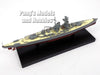 German Cruiser Admiral Scheer 1/1250 Scale Diecast Metal Model by Atlas