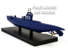 HMS Ultor (P53) Royal Navy Submarine 1/350 Scale Diecast Metal Model by Atlas