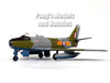 Canadair Sabre F4 (F-86) Royal Air Force 1/100 Scale Diecast Model