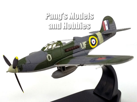 Bell P-39 Airacobra - RAF - 1/72 Scale Diecast Metal Model by Oxford