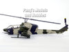 Bell AH-1T (AH-1) Sea Cobra - Marines - 1/72 Scale Diecast Helicopter Model