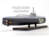 German Type XXI Submarine U-2540 1/350 Scale Diecast Metal Model by Atlas
