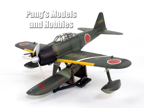 Nakajima A6M2-N Rufe (Zero Sea Plane - Floatplane) 1/72 Scale Diecast Metal Model by War Master